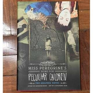 Miss Peregrine's Home for Peculiar Children Graphic Novel by Ransom Riggs
