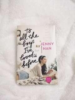 ✨ To All The Boys I've Loved Before - Jenny Han ✨