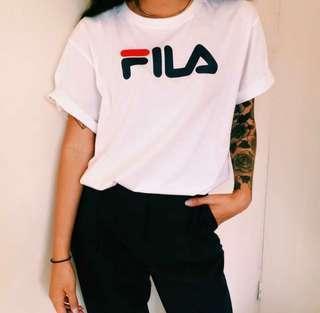 🚚 Fila T Shirt