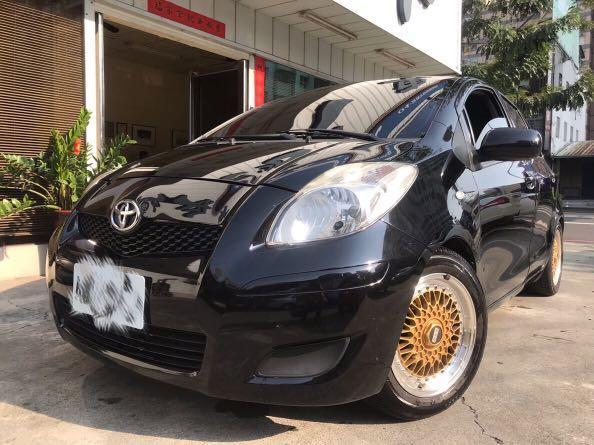 2011年TOYOTA Yaris里程保證整車原版件無待修