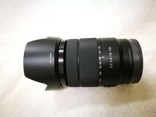 Lens For Sony Camera A6500