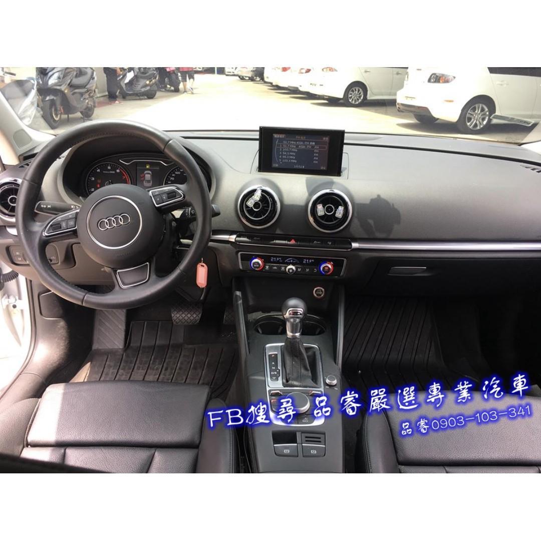 2015 Audi A3 35 TFSI