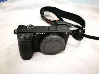 Sony Camera A6500 Mirrorless (Body)