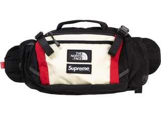🚚 WTB Supreme The North Face expedition waist bag