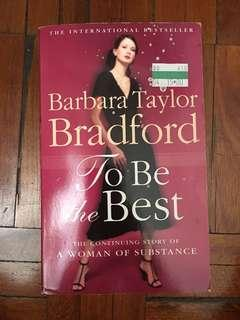 Barbara Taylor- To be the best