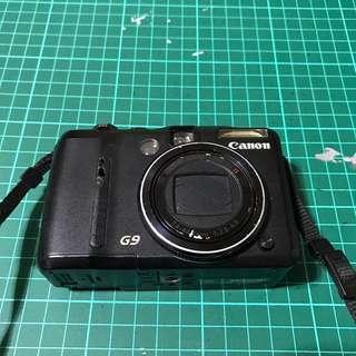 Canon G9 類單眼相機 二手裸機