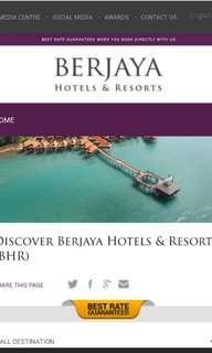 Berjaya Hotel Accomodations