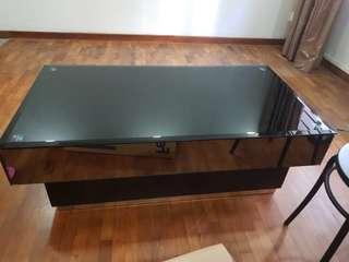 Coffee Table glass top (CLEARANCE)