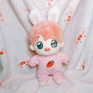 🚚 WTS Pinggoo doll 20cm by @cutiebbojakbts