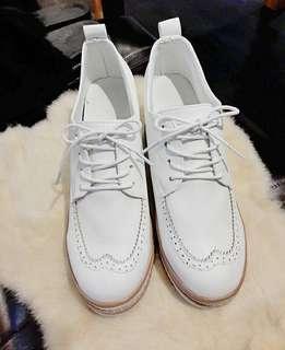 ❤️全新內增高小白鞋