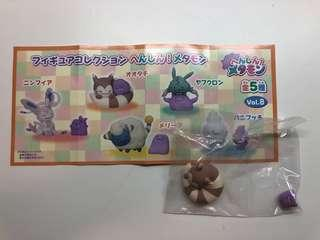 Pokemon center限定 寵物小精靈 百變怪扭蛋