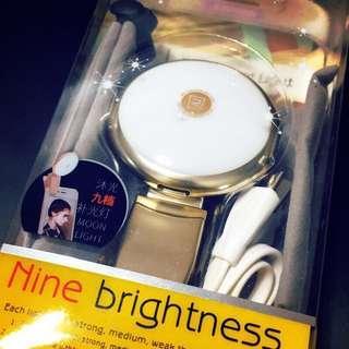 🚚 全新✨沐光補光燈LED九段式燈光