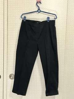 M&S (Marks & Spencer) Navy Blue Office Pants
