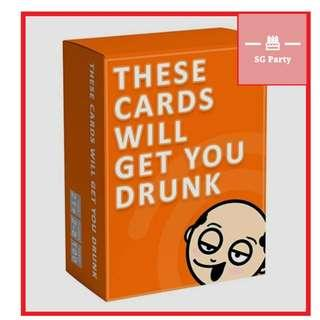 These Cards Will Get You Drunk小醉酒扩展
