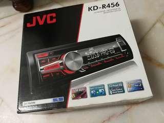 JVC Audio Player KD-456