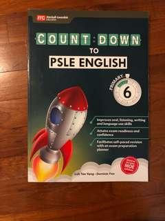 P6 COUNTDOWN TO PSLE ENGLISH ASSESSMENT BOOK