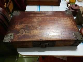 咸豐元年清首飾盒