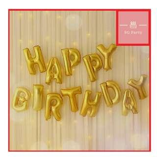 Metal silver Foil balloon Birthday布置拍照加厚儿童告白银色婚礼浪漫新款年会