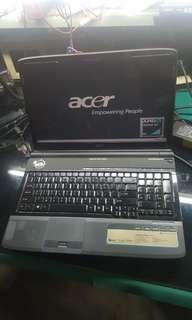 🚚 Acer aspire 6530G 正16吋 雙核CPU DDR 4G  ssd 120G hd 320G
