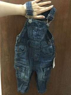 Jumpsuit Jeans Baby