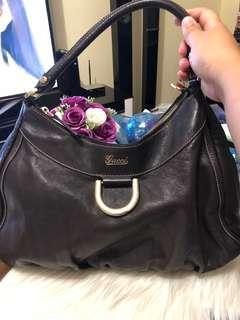 GUCCI D-Ring Hobo Bag