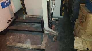 Manual Pallet Stacker  (500kg)