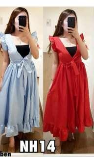 Import bkk premium dress red