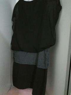 #dressforsuccess30 black colour