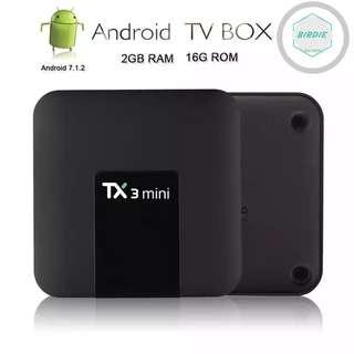 Birdie Tx-3 Mini Android Box Hk Spac