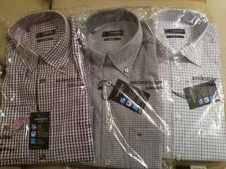 Seidensticker shirts