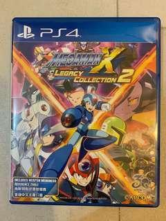 MegaMan X Legacy Collection 2