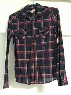 🚚 Flannel Shirt