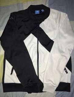 Adidas EQT SST TT jacket (black/white)