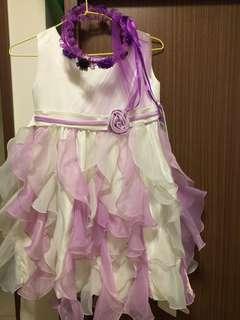 小女孩禮服