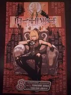 Death note vol 8