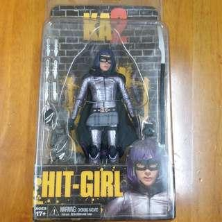 勁揪俠 Kick Ass Hit Girl Figure A款