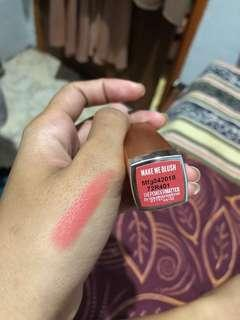 Maybelline the power mattes by collor sensational