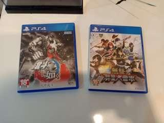Ps4 Game Chinese version