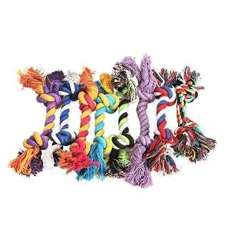 🚚 Cotton chew knot toy for dogs
