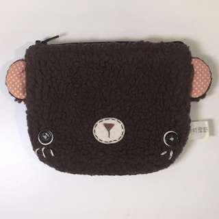 🚚 熊熊 手作文創 小物包 零錢包