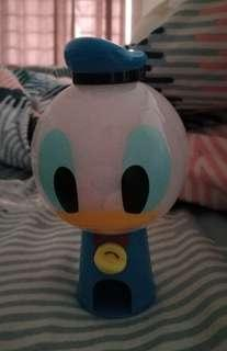Disney donald duck mini gashapon