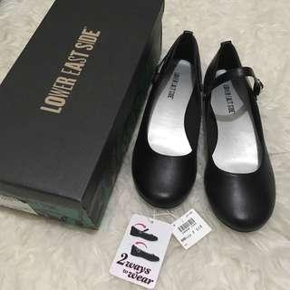 Black Flat Shoes | Payless| Lower East Side