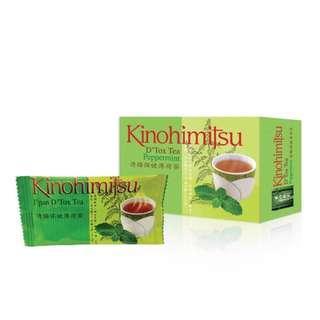 Kinohimitsu D'tox Peppermint Tea