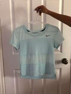 Nike Dri-Fit blue
