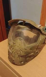 Wargame頭盔