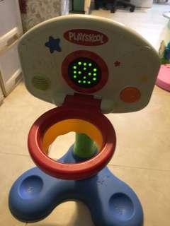 Baby Toy playskool 籃球架