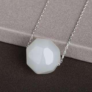 🚚 925 silver necklace