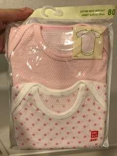 Uniqlo newborn baby clothes