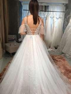 Beccar Wedding Gown dress