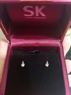 🚚 SK Diamond Earrings